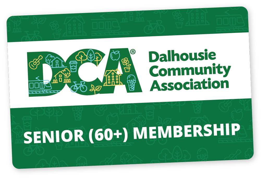 DCA Senior (60+) Membership