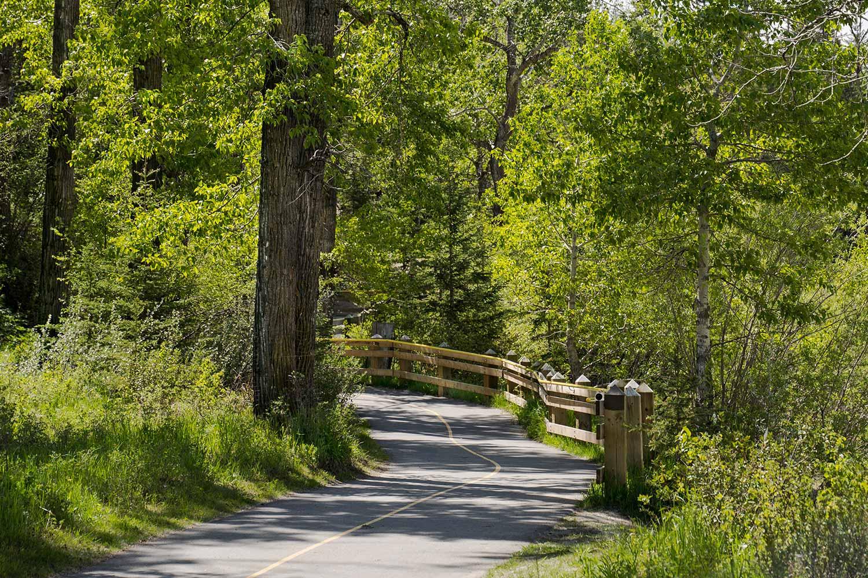 Fish Creek Provincial Park – East End