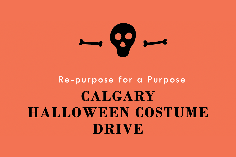 Calgary Halloween Costume Drive